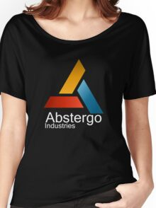 Abstergo Industries (AC) Women's Relaxed Fit T-Shirt