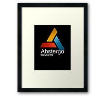 Abstergo Industries (AC) Framed Print