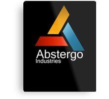 Abstergo Industries (AC) Metal Print