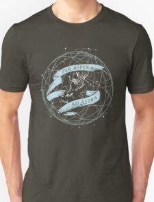 Per Aspera Ad Astra Unisex T-Shirt