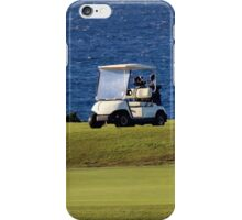 I'd Rather be Golfing iPhone Case/Skin
