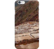 Maras Salt Ponds iPhone Case/Skin