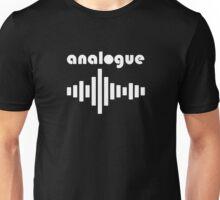 Analogue Funny Logo Unisex T-Shirt