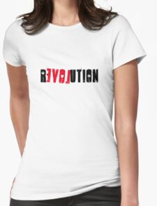 Relovution  Womens Fitted T-Shirt