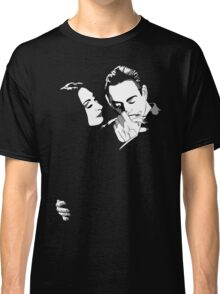 Gomez y Morticia Classic T-Shirt