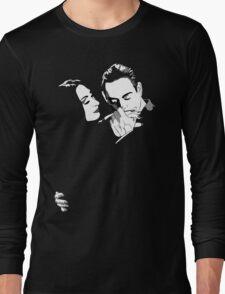 Gomez y Morticia Long Sleeve T-Shirt