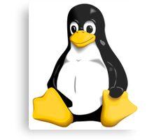 Linux Metal Print