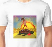 Turtle Slayer Unisex T-Shirt