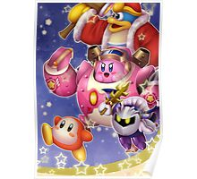 Kirby Robobot! Poster