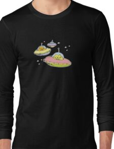 space cats Long Sleeve T-Shirt