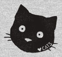 Love Cats Kids Tee
