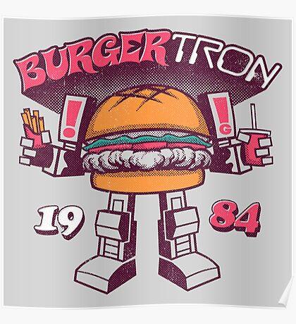 BurgerTRON Poster