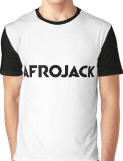 AFROJACK Graphic T-Shirt