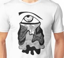 Melting Gaze Unisex T-Shirt