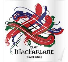 Clan MacFarlane  Poster