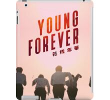 Kpop Bts Young Forever Bangtan Boys - cover and album  iPad Case/Skin