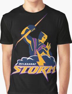 MELBOURNE STORM Graphic T-Shirt