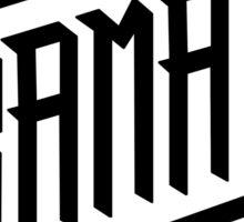 GRAMATIK Sticker