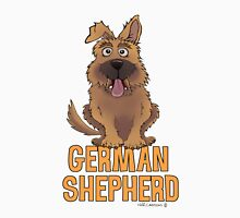 German Shepherds are best!! Women's Relaxed Fit T-Shirt