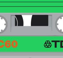 Spotify Cassette Sticker