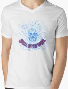 Takiya 06 Mens V-Neck T-Shirt