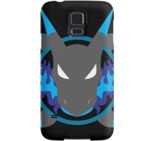 Mega Charizard X Icon Samsung Galaxy Case/Skin