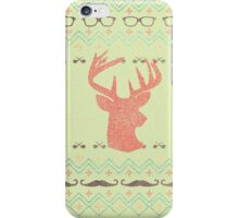 Ugly Hipster Sweater iPhone Case/Skin