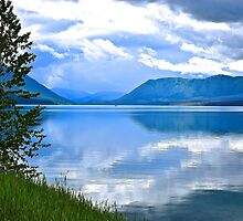 Glacier National Park - Lake McDonald by Lexi