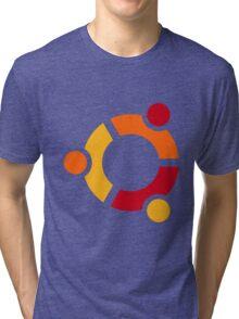 Ubuntu Tri-blend T-Shirt