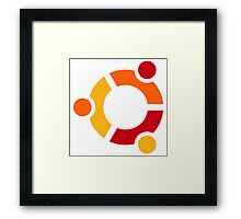 Ubuntu Framed Print