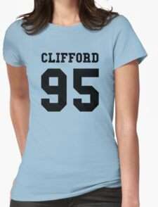 Michael Clifford 5 Seconds Of Summer Date Of Birth Womens Fitted T-Shirt