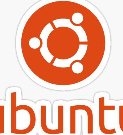 Ubuntu Sticker