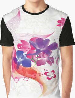 Floral 578 Graphic T-Shirt