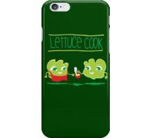 Lettuce Cook iPhone Case/Skin