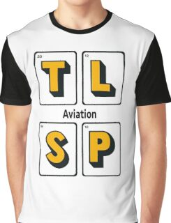The Last Shadow Puppets - Aviation Graphic T-Shirt