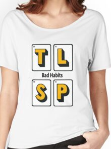 The Last Shadow Puppets - Bad Habits Women's Relaxed Fit T-Shirt