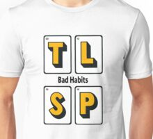 The Last Shadow Puppets - Bad Habits Unisex T-Shirt