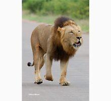 RESPECT WITHOUT CHOICE - THE LION - Panthera leo - LEEU Unisex T-Shirt