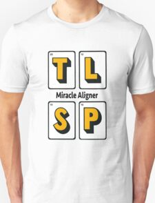 The Last Shadow Puppets - Miracle Aligner Unisex T-Shirt