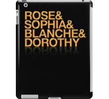 Miami Jetset iPad Case/Skin