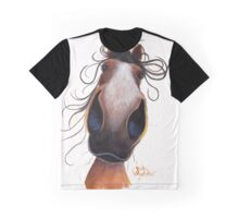 HAPPY HORSE 'FLASH' By Shirley MacArthur Graphic T-Shirt
