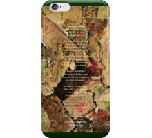 Houses of Stone  iPhone Case/Skin