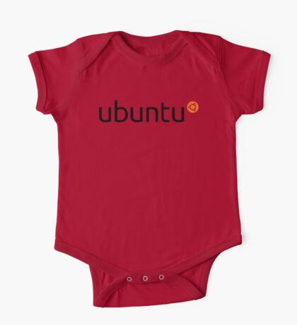 Ubuntu One Piece - Short Sleeve