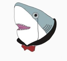 Dapper Shark by ilantia