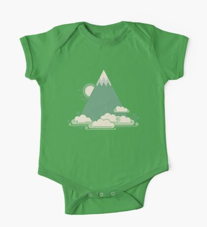Cloud Mountain One Piece - Short Sleeve