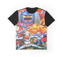 Ghost Goblins 2 Graphic T-Shirt