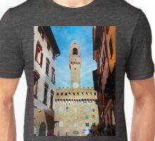 Florence  watercolor painting Unisex T-Shirt