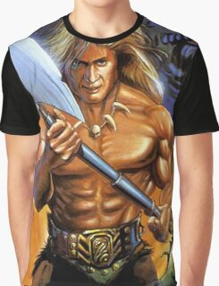 Golden Axe Graphic T-Shirt
