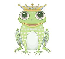 Frog by Jean Gregory  Evans