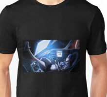 Space Invaders Galaxy Unisex T-Shirt